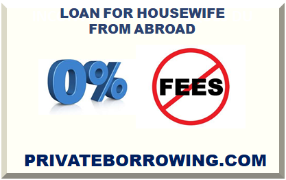 PRIVATE LOAN WITHOUT UPFRONT FEE